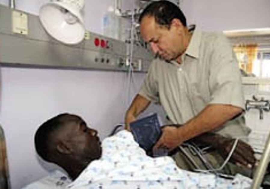 Darfur refugee youth gets life-saving heart surgery