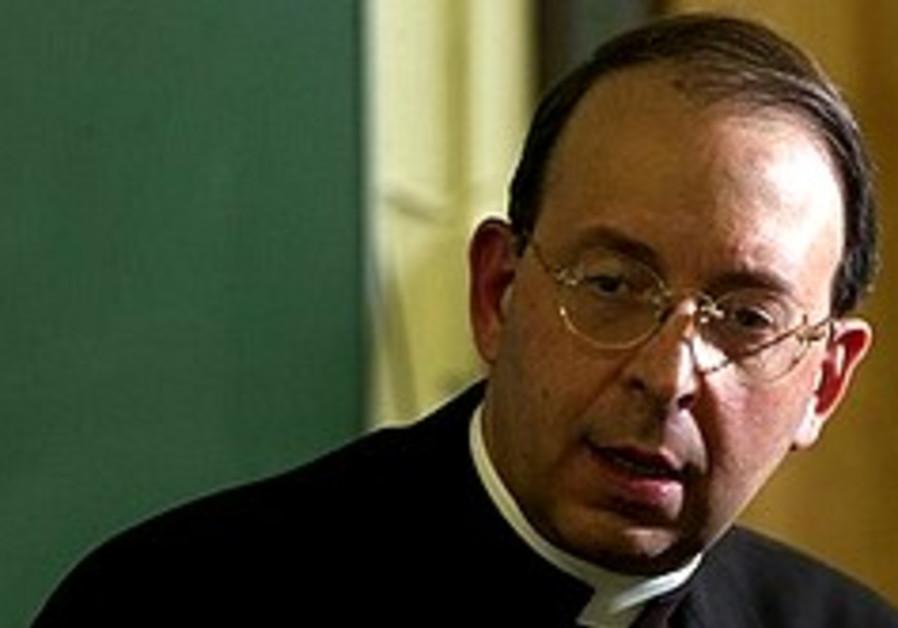 US Jews protest Catholic salvation text