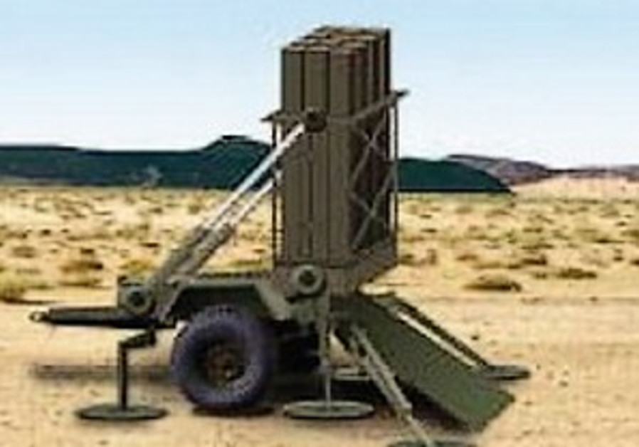 '7 Iron Dome batteries in next 2 years'