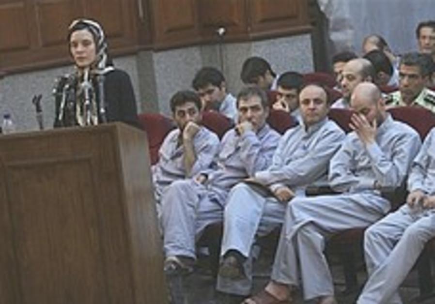 Iran: Kurds may have killed prosecutor