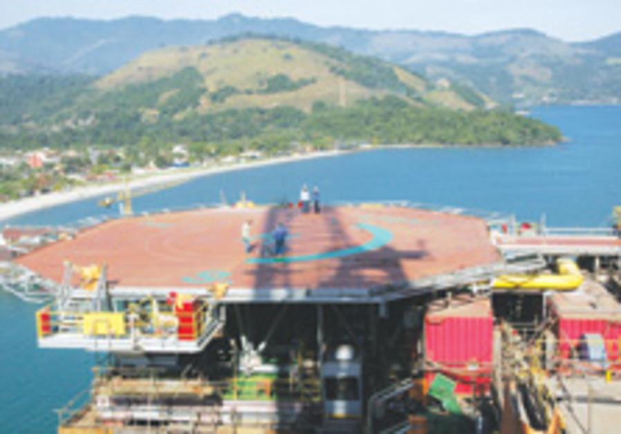 Alternative-energy powerhouse Brazil finds big oil