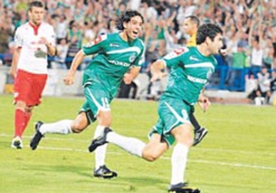 Soccer: Haifa hopes for a super start vs Bayern