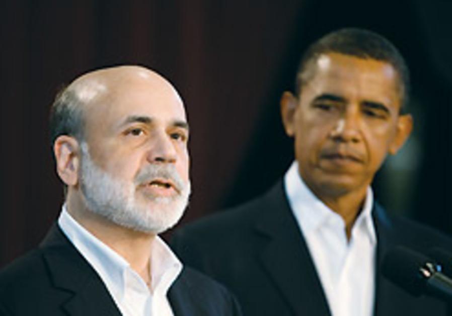 Obama breaks vacation, keeps Ben Bernanke at Fed