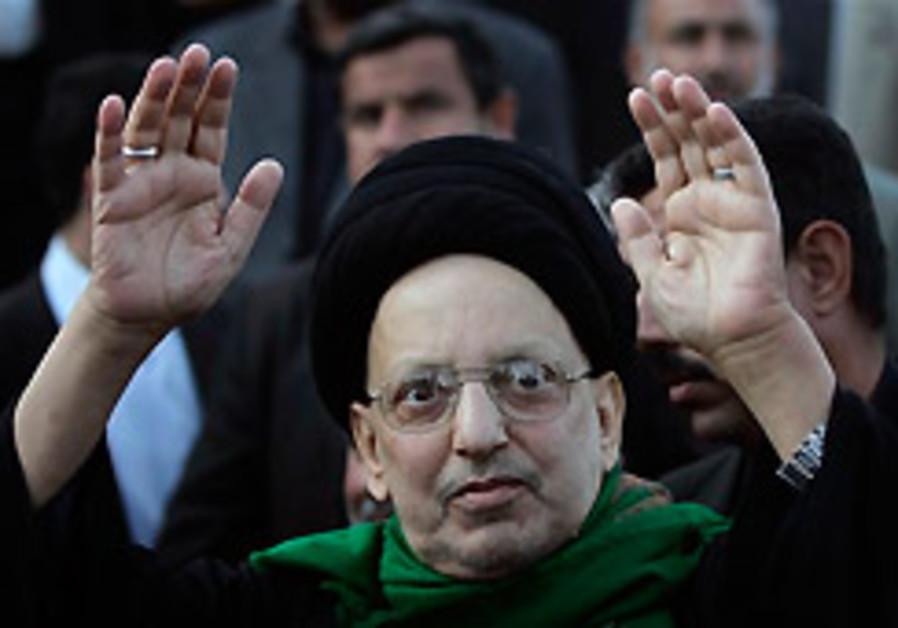 Powerful Iraqi Shi'ite leader dies in Iran
