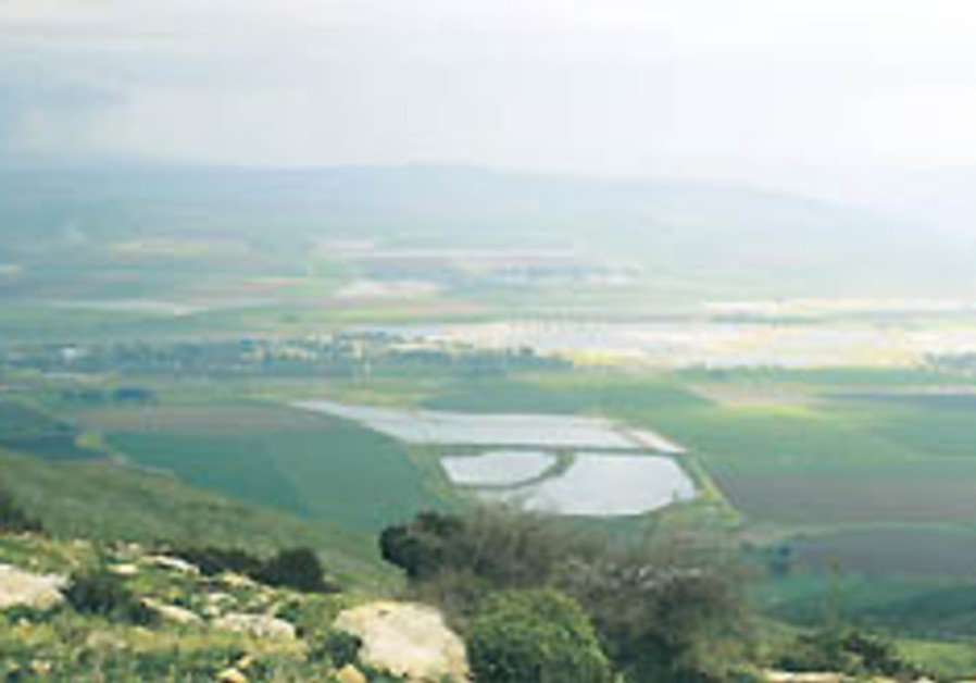 Off the Beaten Track: Panoramic views from Mt. Gilboa