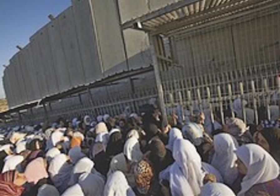5 arrested at Ramadan prayers in J'lem