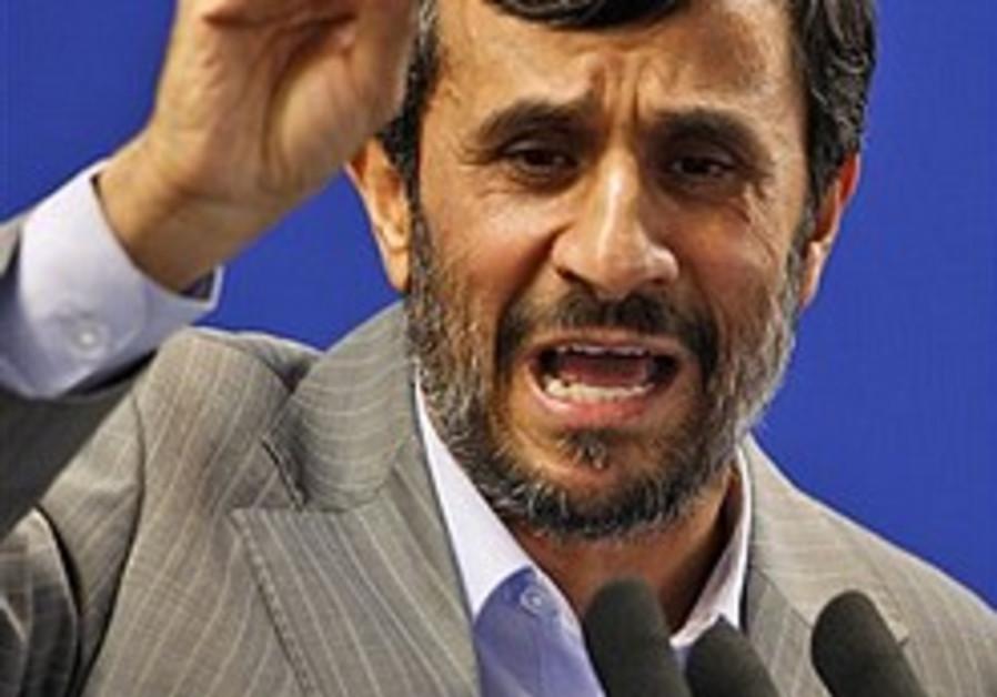 Ahmadinejad: We won't halt nuclear work