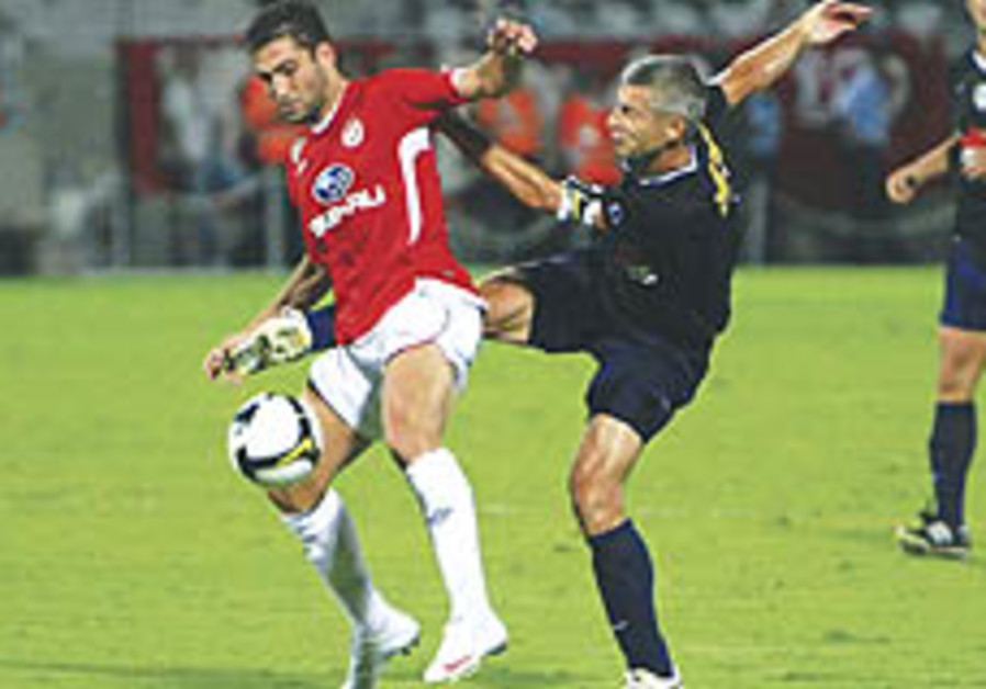 Local Soccer: Hapoel Tel Aviv disappoints once again