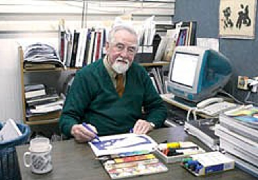 Obituary: The veteran artist who gave the 'Post' its name
