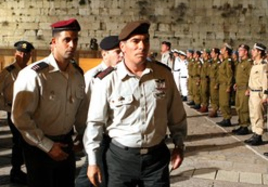 Ashkenazi's protection unit comes under fire