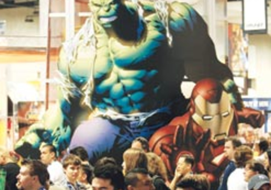 Walt Disney to buy comic Marvel Entertainment for $4b.