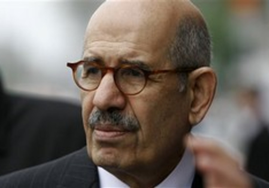 ElBaradei calls Iranian threat 'hyped'