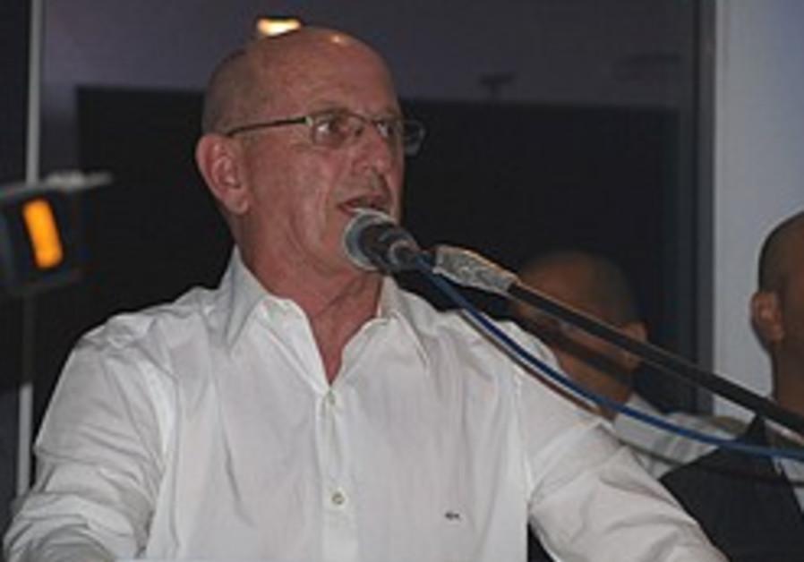 Peled: No settlement freeze deal
