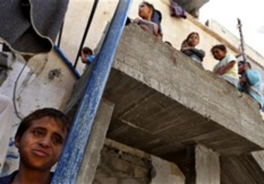 UN: Raw sewage from Gaza threatens region