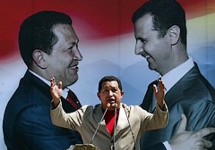 Chavez: Israel's gov't is 'genocidal'
