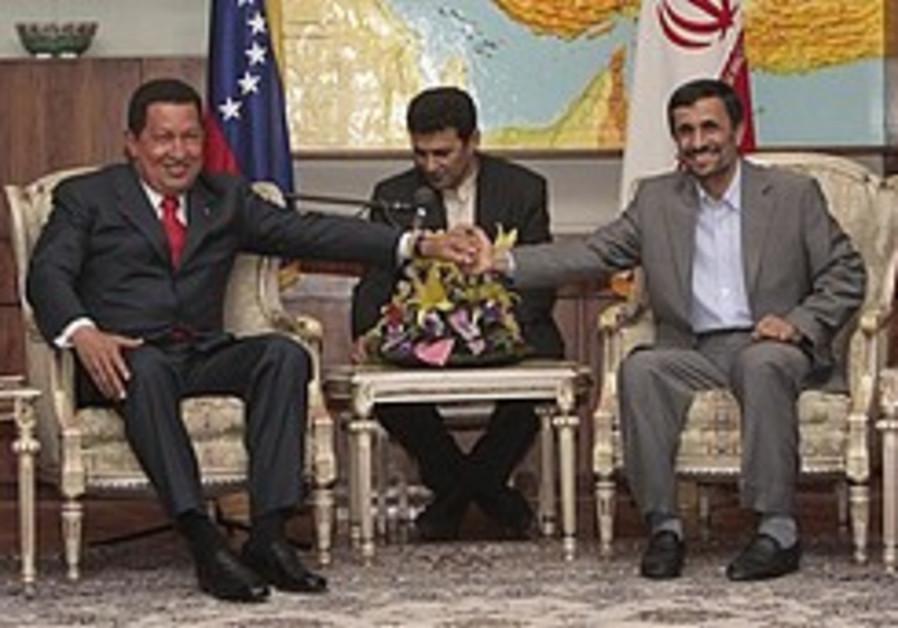 Chavez: Iran is 'a true strategic ally'