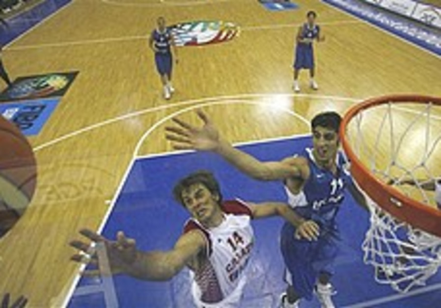 EuroBasket: Israel dominated by Greece, 106-80