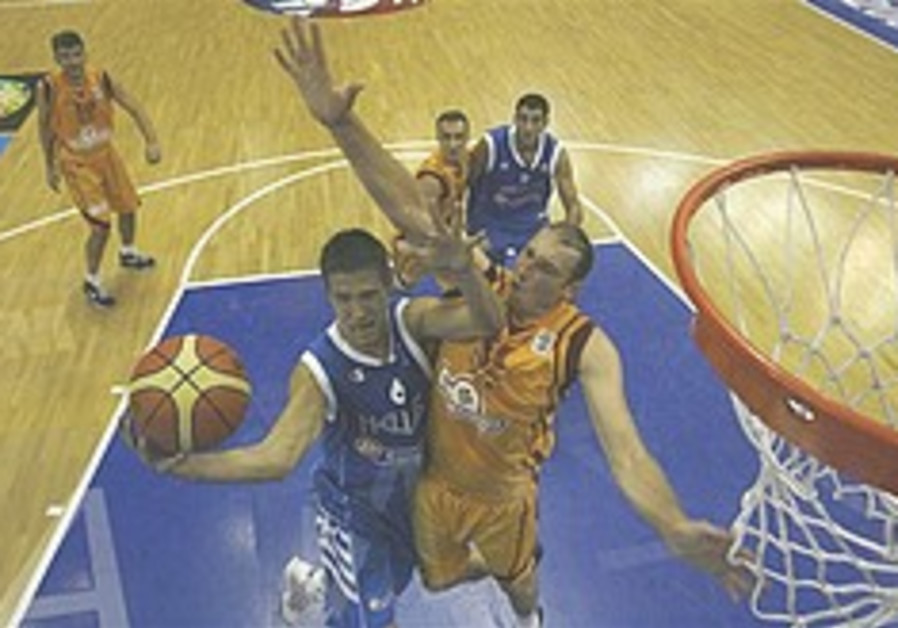 EuroBasket: Macedonia up next for Israel