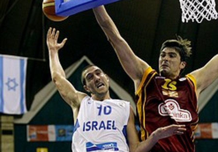 Israel crashes out of EuroBasket contention