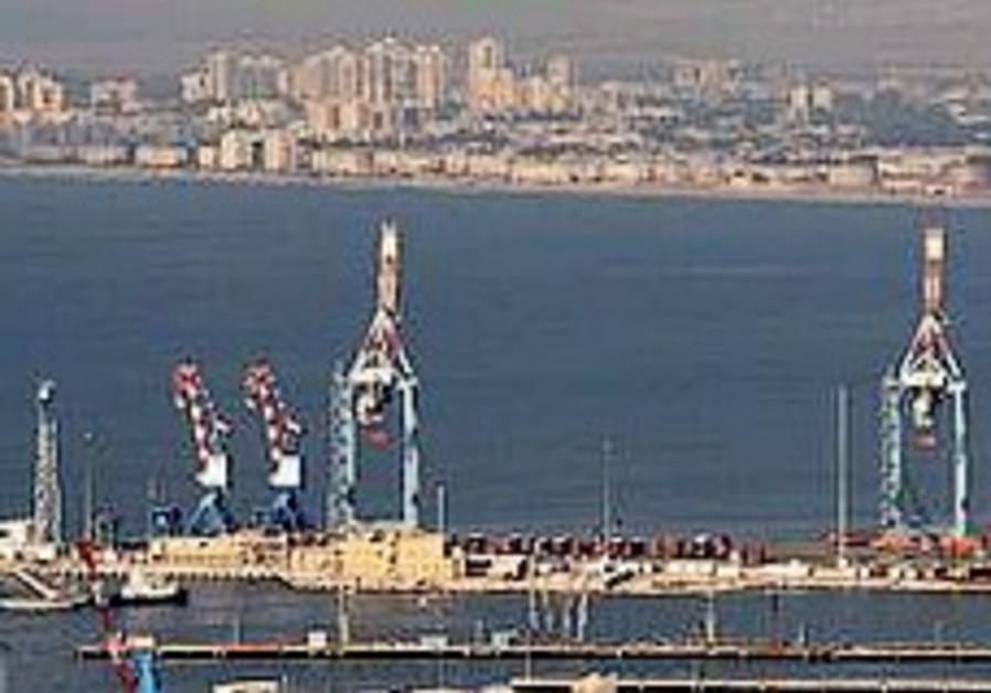 haifa port 298 88