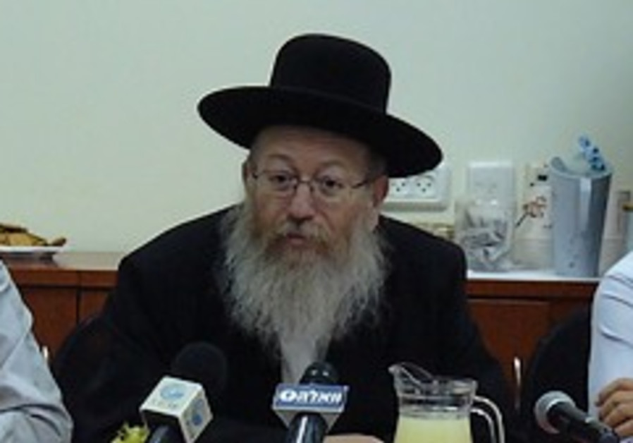 Litzman calls for an advanced scanner in every hospital