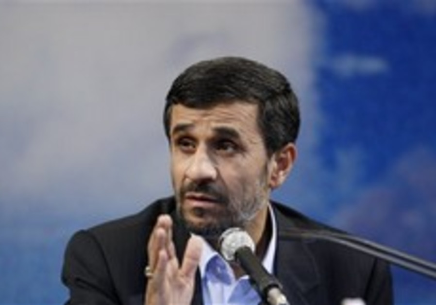 'Iran won't discuss its nuclear rights'