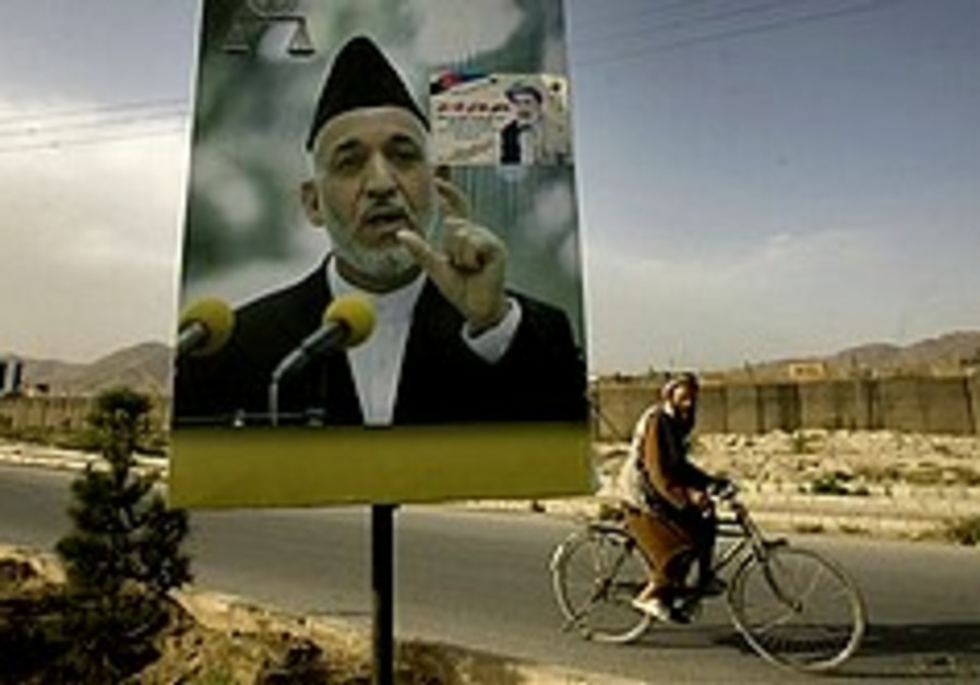 Fraud commission voids ballots from Afghan election