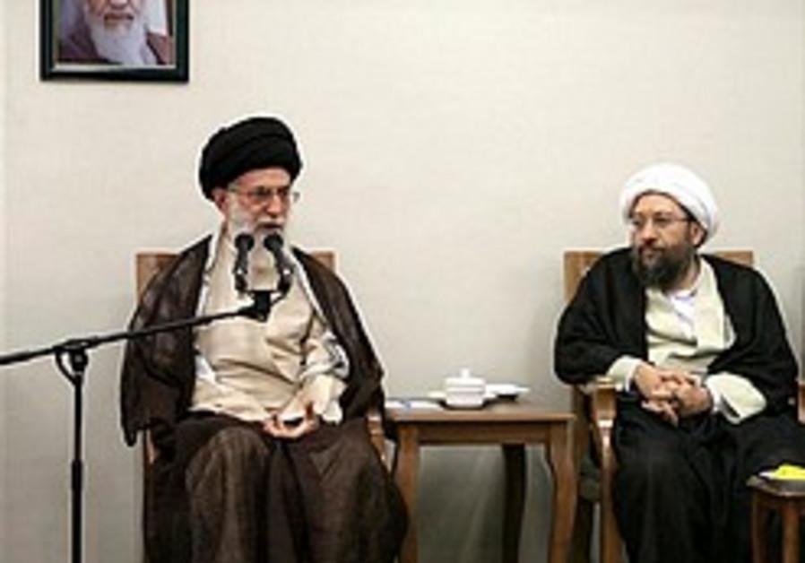 Iran's Khamenei warns opposition in sermon