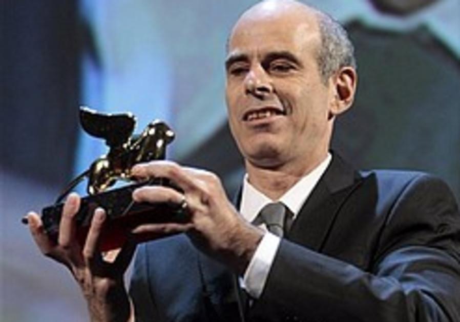 'Lebanon' wins best film in Venice