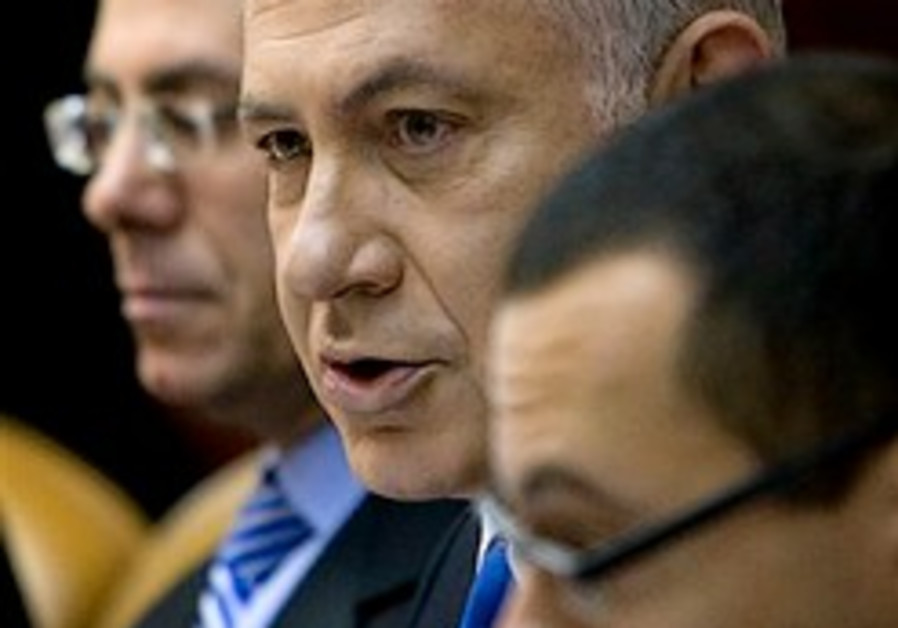 PM at cabinet: Peres can't be stopped