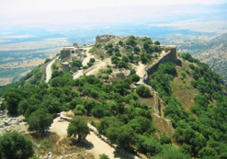 The Nimrod Fortress: a Crusader castle or not?