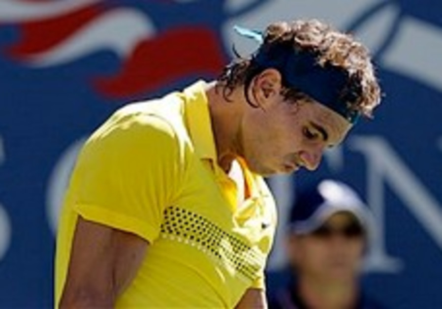 Tennis: Israelis hopeful after Nadal pull-out