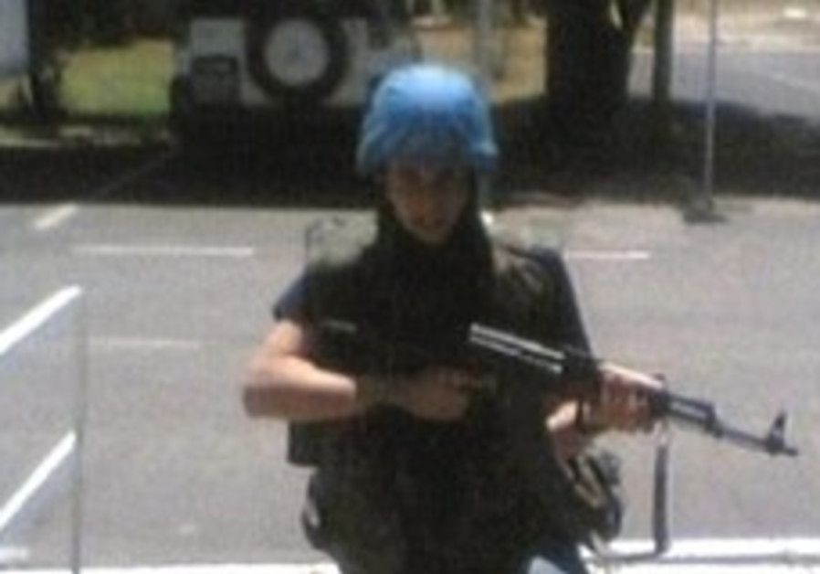 Photos show Ashkenazi plot suspect with gun in Lebanon
