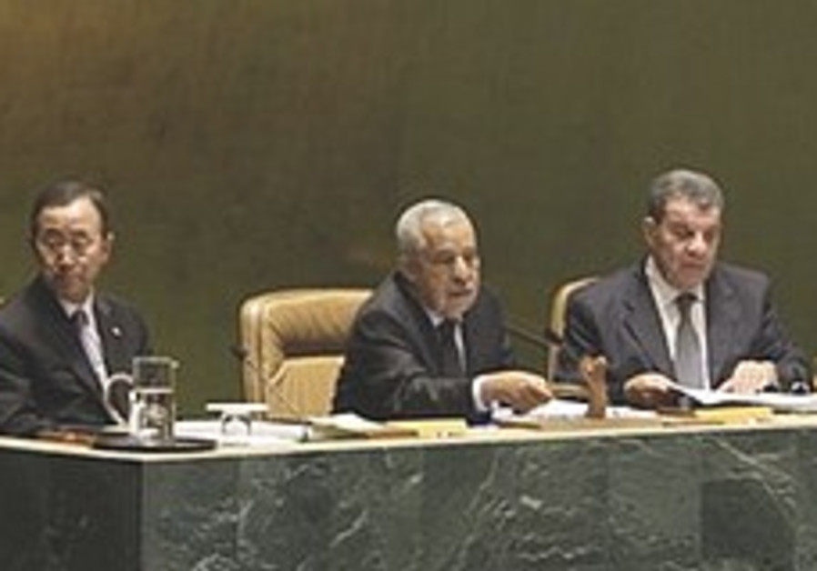 Libyan takes helm of UN General Assembly