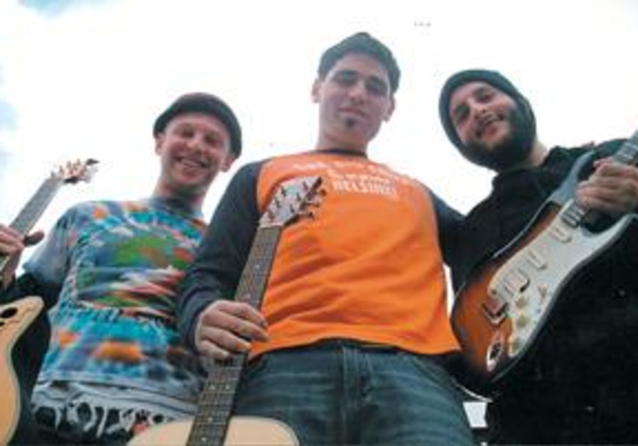 Two start-up bands step up