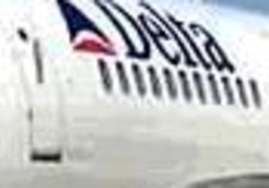 delta airplane 88