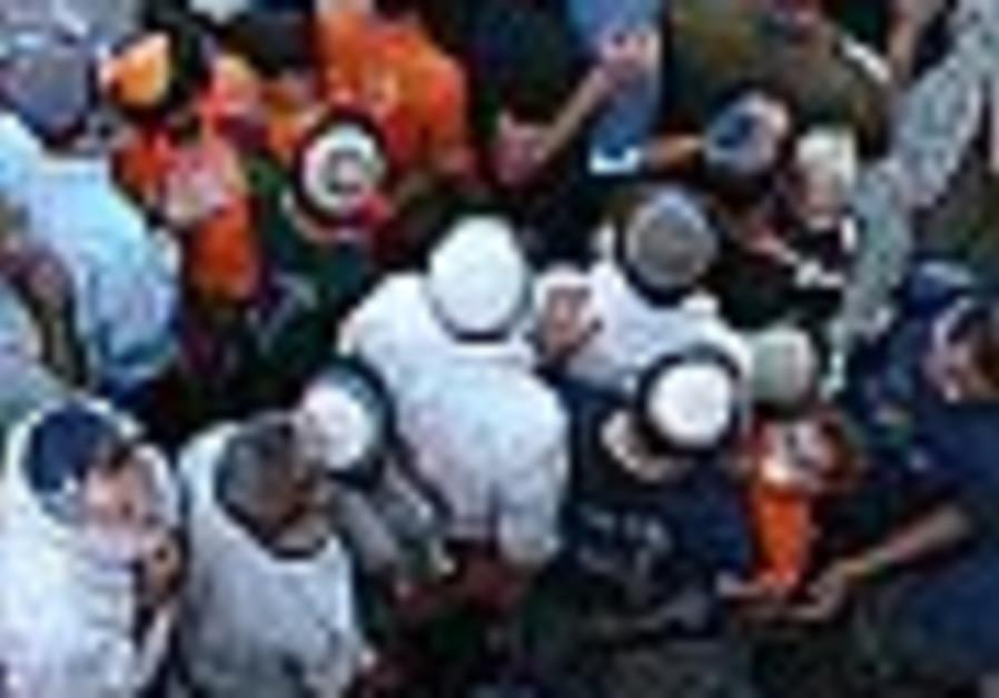 orange settlers dancing 88