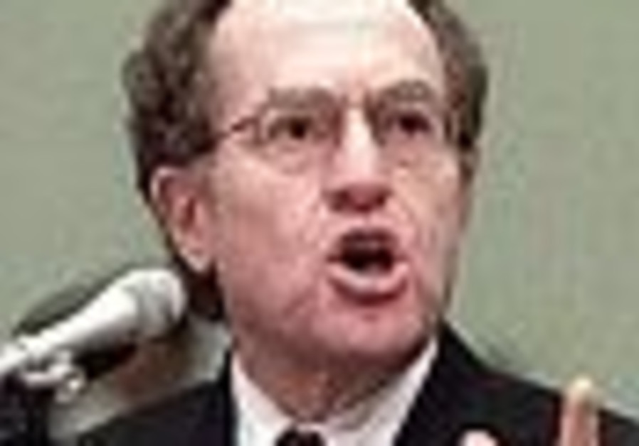 alan dershowitz 88