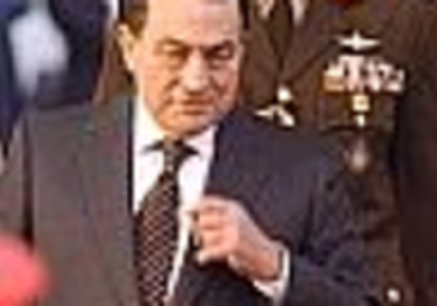 mubarak in suit 88