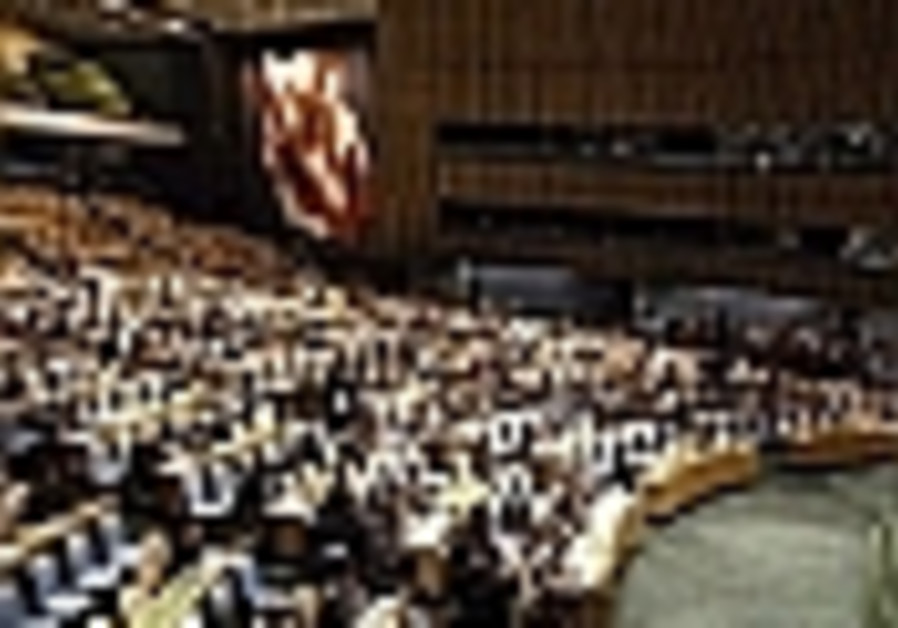 Israel makes further inroads into UN