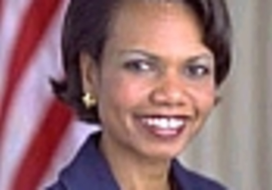 condoleeza rice smiles pretty 88