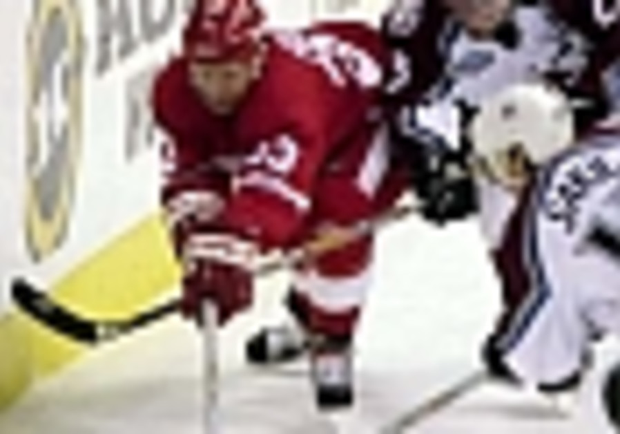 playing ice hockey 88
