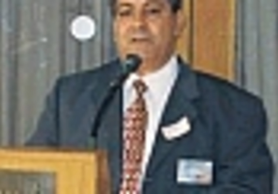 egyptian pastor Emil Boutros at the Knesset 88
