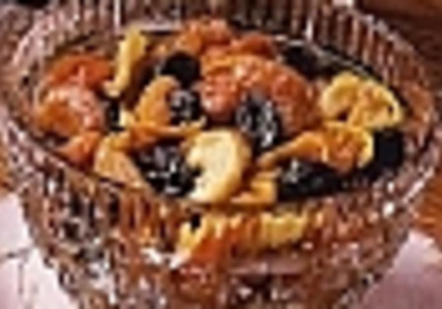 tzimmes jewish food