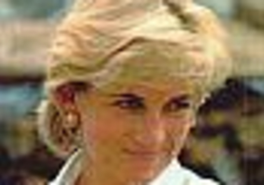 Diana murdered over Palestinian support, claims British tabloid
