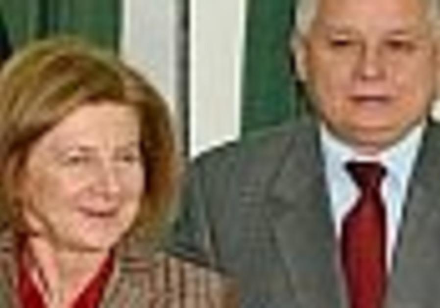 Warsaw mayor Kaczynski wins presidential runoff