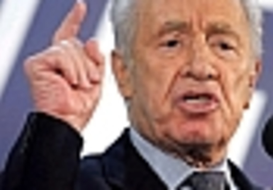 peres waiving finger 88