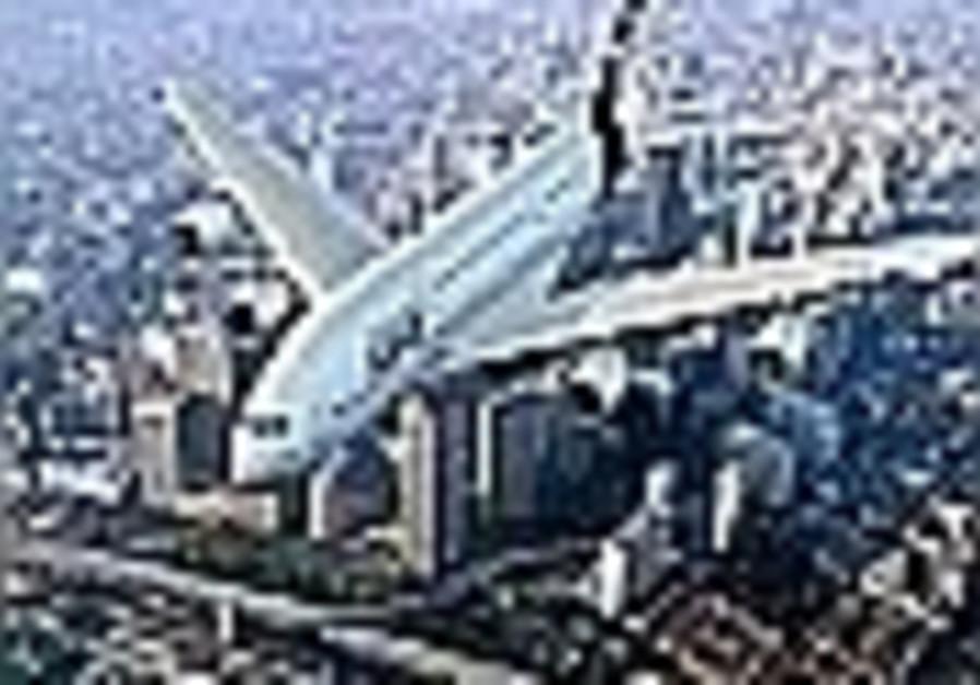 airbus plane flying 88