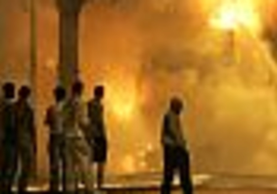 Paris suburbs hit by riots for seventh night