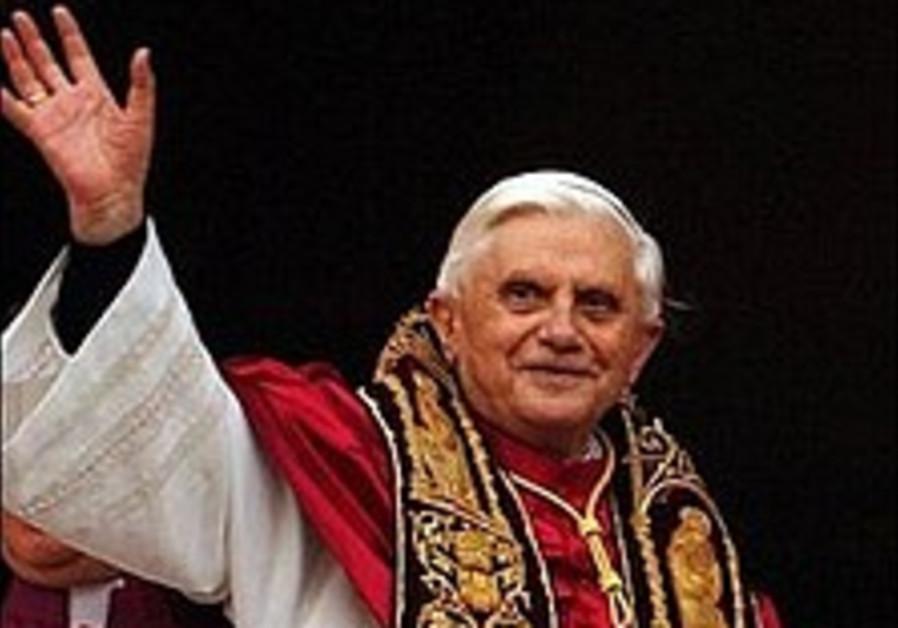 pope benedict xvi ratzinger
